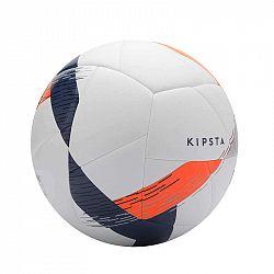 KIPSTA Futbalová Lopta F550 V5 Biela