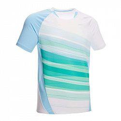 PERFLY Tričko 560 Bielo-zeleno-modré